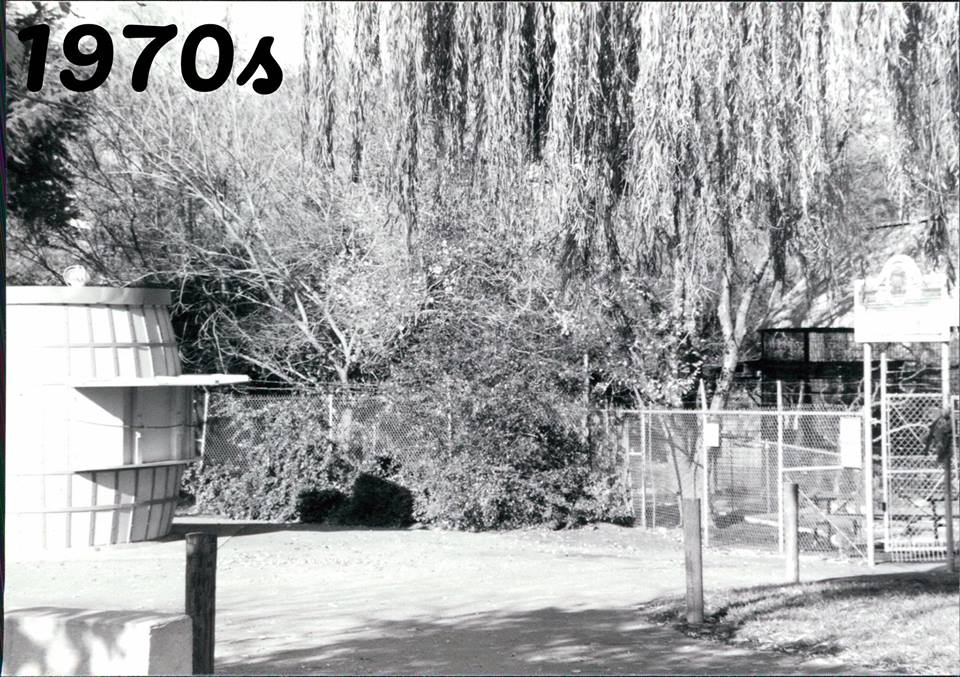 Front Gate 1970